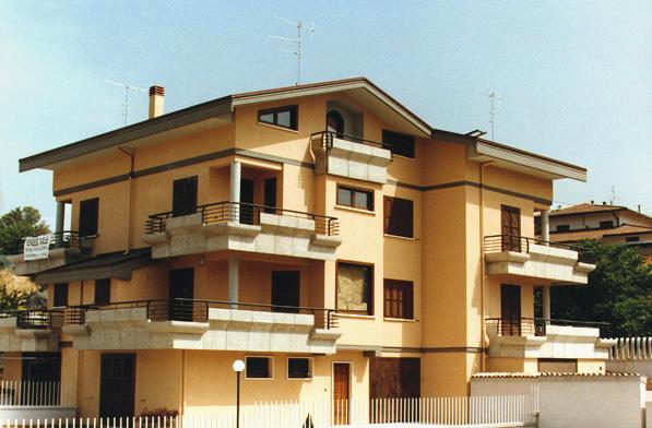 Di giacomo quirino for Piccoli piani di casa in cemento